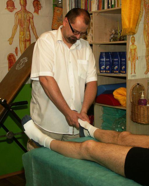 masaż i nastawianie kręgośłupa